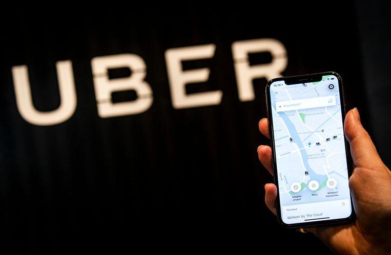 Binnenkort zou je een taxi en eten in eenzelfde app kunnen bestellen.