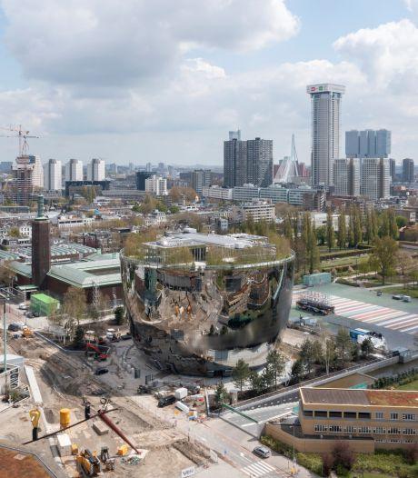 Dit is wanneer het Depot van Boijmans in Rotterdam opent én zoveel kost een kaartje