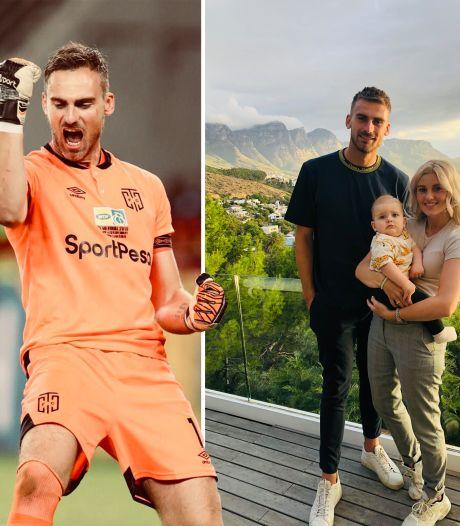 Keeper Leeuwenburgh (27) wil terug naar Nederland: 'Dan kunnen opa's en oma's onze Semm knuffelen'
