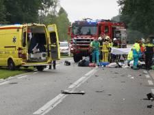 Autodief probeerde te vluchten na dodelijk ongeluk