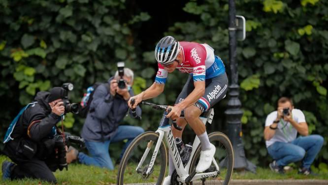 Mathieu van der Poel kan titel in Benelux Tour niet verdedigen door rugklachten
