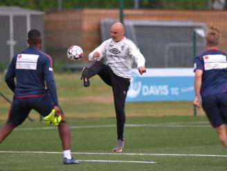 STVV, met kersvers coach Kevin Muscat, is eerste 1A-club die training hervat