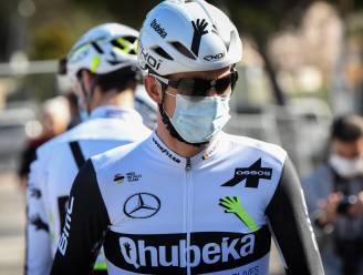 """Dimitri Claeys na drie koersen in vier dagen: """"Content, behalve over sprint aan het einde van de Omloop"""""""