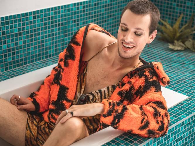 """Joppe De Campeneere (23) is noch man, noch vrouw. 'Topdokter' Piet Hoebeke: """"Geslacht en gender zijn niet zwart-wit. Voor niemand van ons"""""""