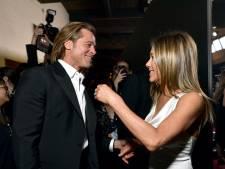 Brad Pitt et Jennifer Aniston de nouveau en couple? Cette photo affole la toile