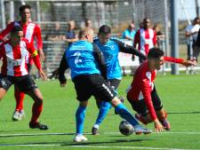 VC Vlissingen-voetballer Van den Hemel zeker zes weken uitgeschakeld