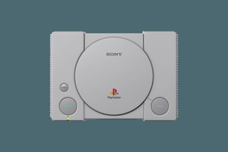 Voor gamers kan de PlayStation Classic een welgekomen hebbeding zijn. Beeld Sony PlayStation