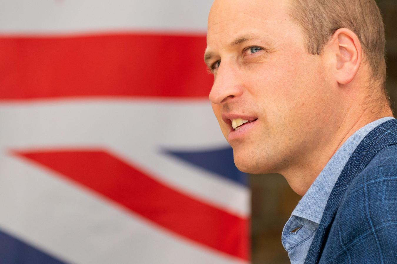 William bereidt zich voor op het koningschap.