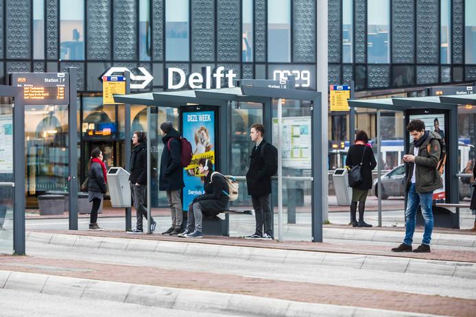 Reizigers die van vrijdag 22 november tot en met zondag 24 november van Delft naar Den Haag willen, of andersom, zullen met de bus moeten.