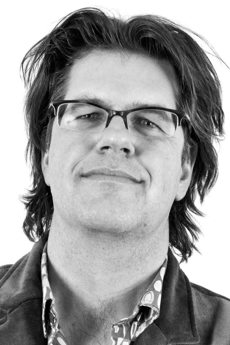 Peter Giesen. Beeld Julius Schrank