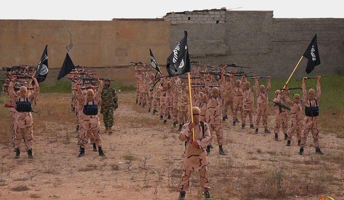IS-kamp in Irak