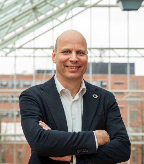 Reggy van der Wielen nieuwe voorzitter College van Bestuur HAS Hogeschool Den Bosch