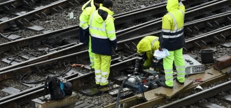 Travaux de signalisation Bruxelles-Midi: un second week-end de travaux débute
