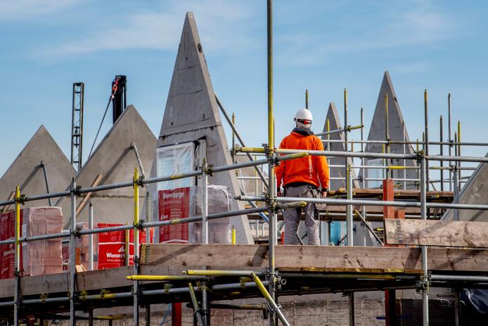 Binnenkort worden er weer woningen gebouwd in de Staphorster wijk De Slagen.