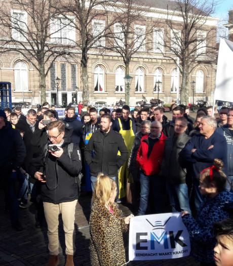 Urker vissers naar Straatsburg voor stemming over verbod pulskorvisserij