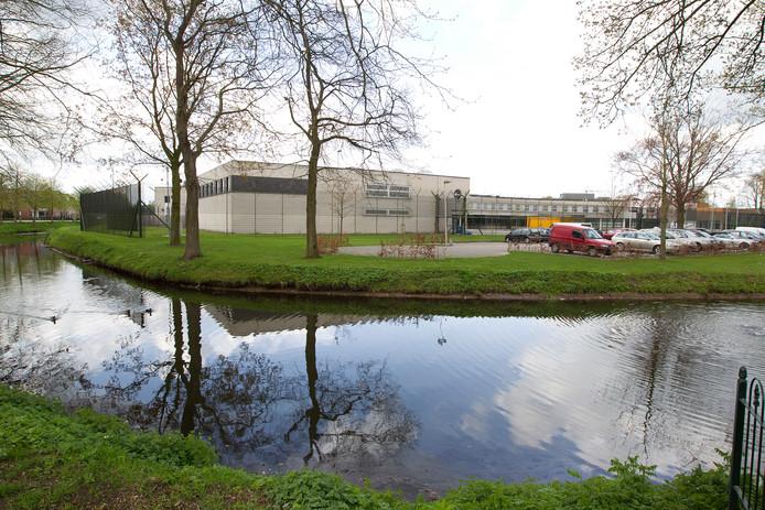 De gesloten jeugdzorginstelling 't Anker  in Harreveld.