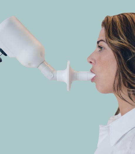 Rianne (33) weet alles over je adem en kan daarmee een coronabesmetting opsporen