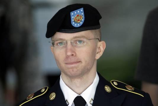 Manning werd in 2010, toen nog man, gearresteerd