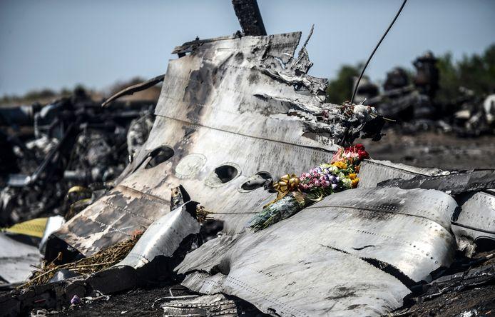 Vlucht MH17 van Malaysia Airlines werd op 17 juli 2014 neergehaald boven Oost-Oekraïne.