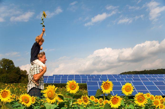 Betalen we minder voor onze elektriciteit met het zonnige weer?