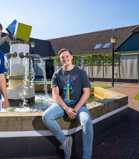 Wekenlang muziekfestijn in binnentuin De Voorste Venne: 'Sinds Klein' is klaar voor Plein Fontein