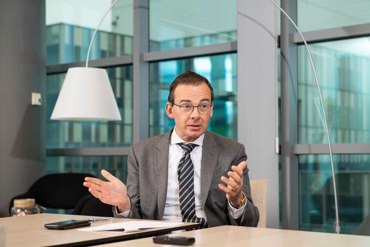 Vlaams minister van Volksgezondheid Wouter Beke (CD&V). Beeld Johan Martens