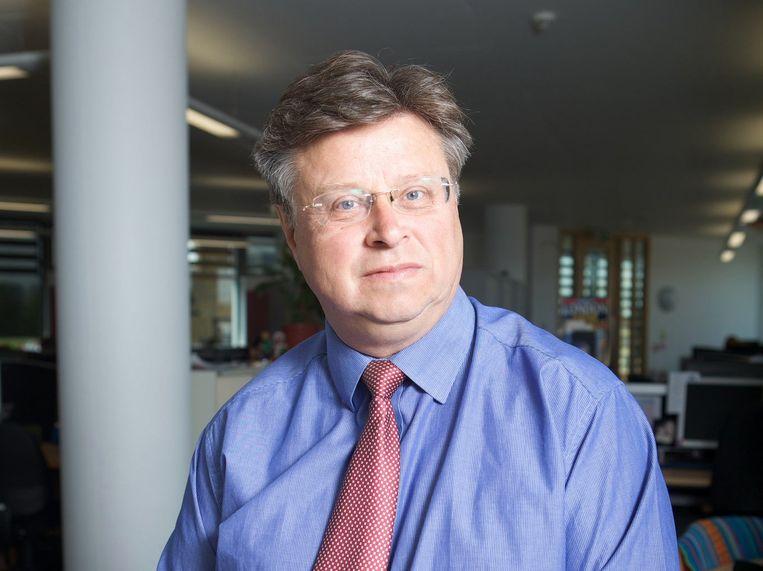 Cafod-directeur Chris Bain.