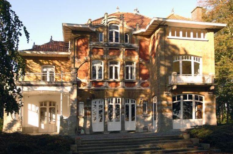 Villa Carpentier in Ronse is binnenkort tijdelijk te bezoeken.  Beeld rv