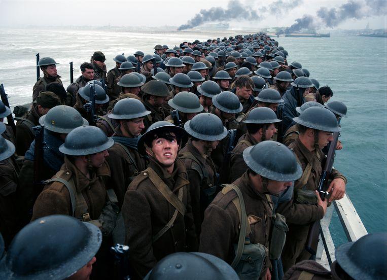 'Dunkirk' komt op Netflix. Beeld Reporters