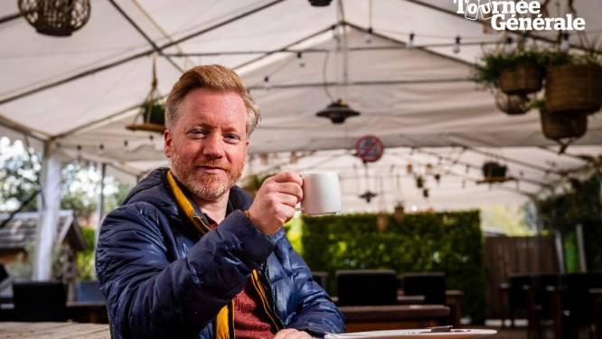 """Florejan Verschueren kiest voor Oud Hoogstraeten om weer op terras te gaan: """"Een oase van rust pal in het centrum"""""""