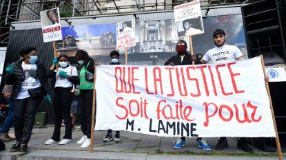 Agenten worden niet vervolgd voor dood van Lamine Bangoura (27)