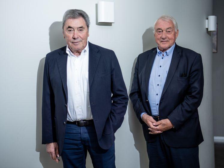 """Supporters Van Himst en Merckx zien beterschap bij Anderlecht: """"Dit seizoen moeten ze zeker bij de eerste vier kunnen eindigen"""""""