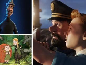 Op avontuur met Kuifje of een betoverende Pixar-film over de schoonheid van het leven: deze animatiefilms voor jong én oud moet je streamen