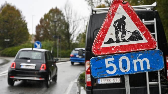 Vanaf begin augustus verkeershinder in verschillende straten