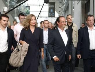 François Hollande gebruind en uitgerust 'direct aan de slag'