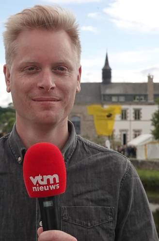 """In het spoor van Stijn Vlaeminck, onze man in de tour: """"Het is overweldigend én slopend"""""""