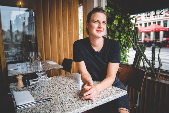Lore Moerman van restaurant BODO.