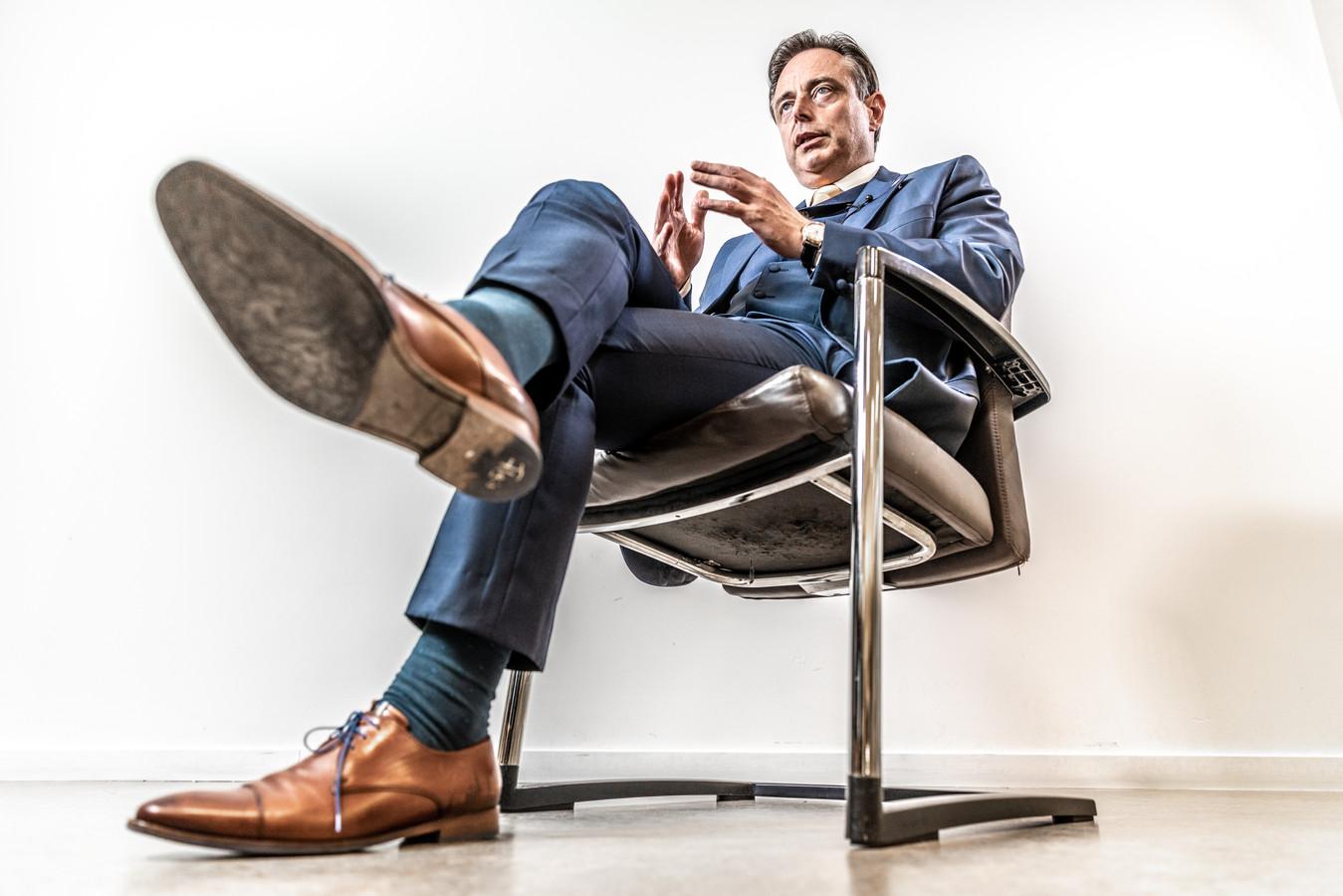 """Bart De Wever (N-VA): """"Mensen teleurstellen is niet mijn sterkste kant. Ik ben een people pleaser."""""""