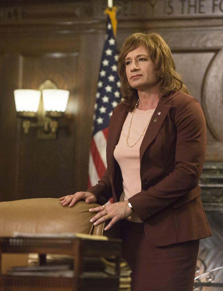 David Duchovny als DEA-agent Denise.