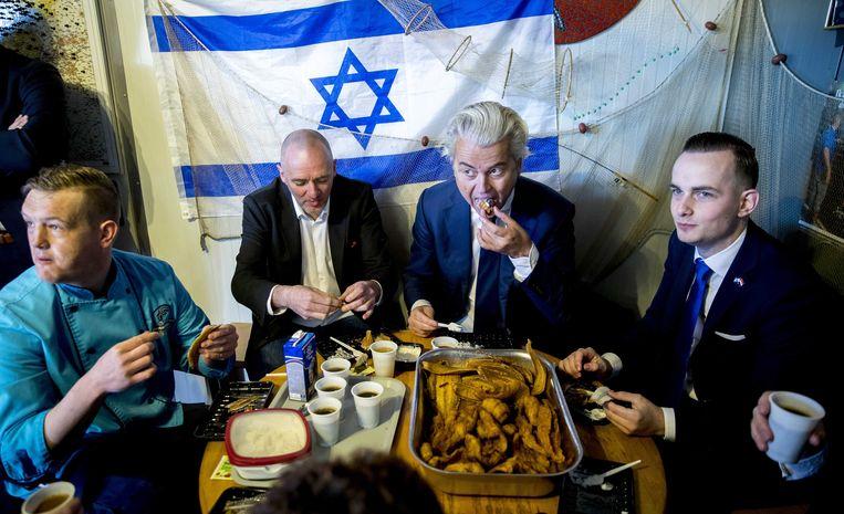 Wilders doet niet mee aan radio-onzin Beeld epa