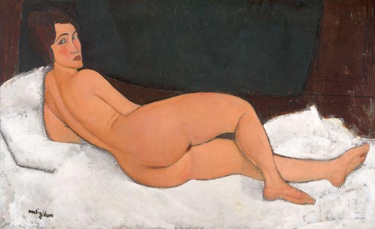 Nude (1917)  Beeld rv