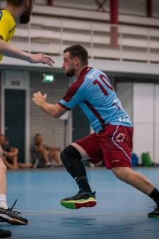 Gemengde gevoelens handballers DSF Arnhem: 'gatenkaas' in Den Haag