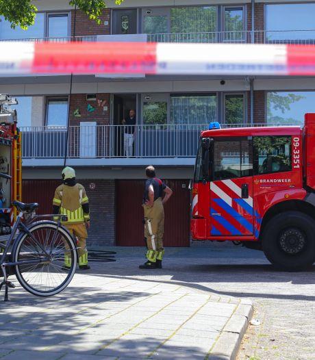 Pan op gasfornuis veroorzaakt brand in flatwoning in Soest