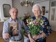 Vlissingse echtelieden al zeventig jaar dol op elkaar
