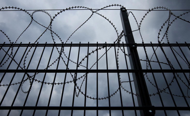 Niet alle gevangenissen in Amerika zijn even goed beveiligd.