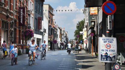 """Turnhout wordt één grote zone 30: """"In totaal 85% van straten valt voortaan in laagste snelheidzone"""""""