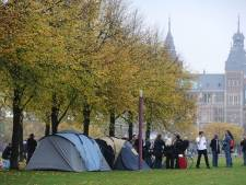 Occupy-demonstratie rustig verlopen