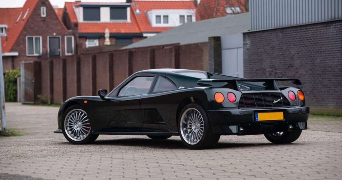 Te koop: een auto van dat andere Nederlandse sportwagenmerk - AD.nl