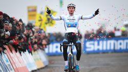 Mathieu van der Poel ondanks suprematie nu pas nieuwe leider in wereldranglijst veldrijden