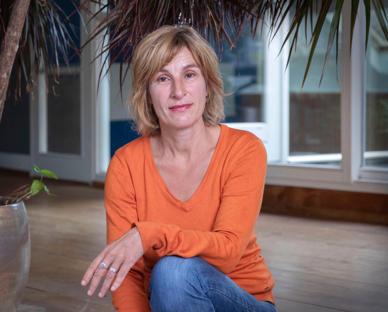 Marjan Slob: 'Voor een gevoel van eenzaamheid heb je zelfreflectie nodig'.  Beeld Werry Crone